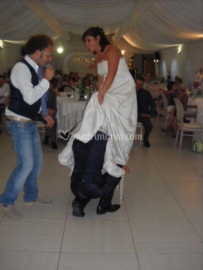 Cristian Zac wedding