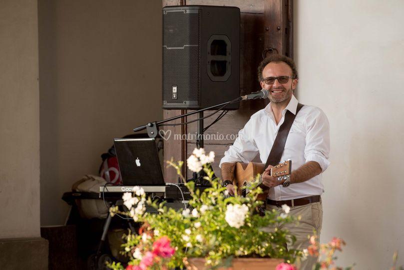 Cristian Zac matrimonio live