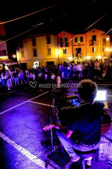 Cristian Zac Live music show