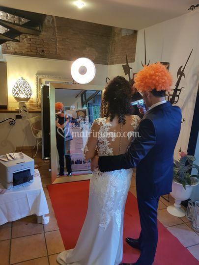 PhotoSpecchio Photobooth