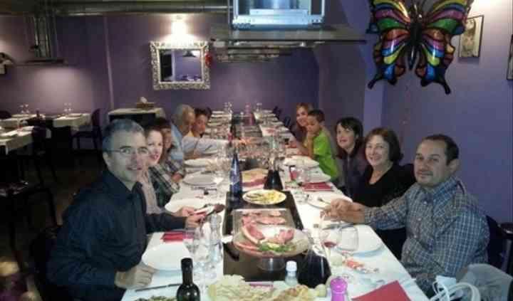 Ristorante Karja' Table Grill