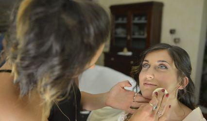 Livia Santini make up artist 1