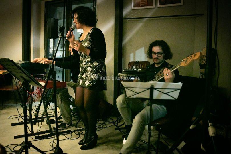 New Sound trio