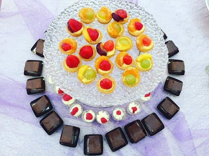 Buffet Di Dolci E Frutta : Buffet freschi di frutta e verdura