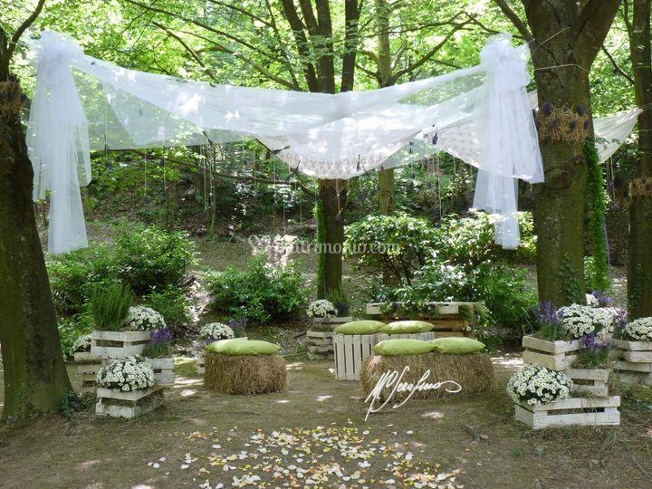 Matrimonio In Bosco : Guidoristorante al garden del lago