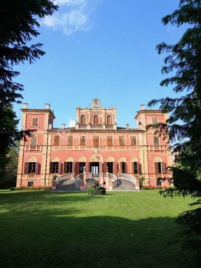 Villa Manodori oggi