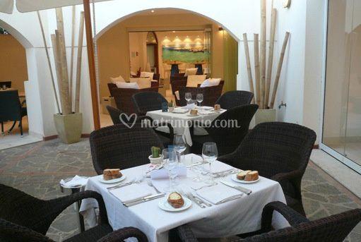 Terrazza coperta di Hotel Tempo di Mare | Foto 10