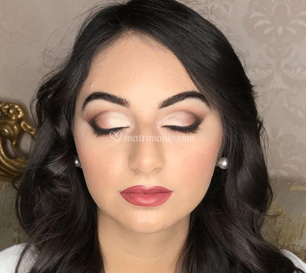 Make-up bryde