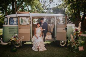 Briciola Vintage Bus - Photo Booth