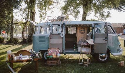 Briciola Vintage Bus - Photo Booth 1