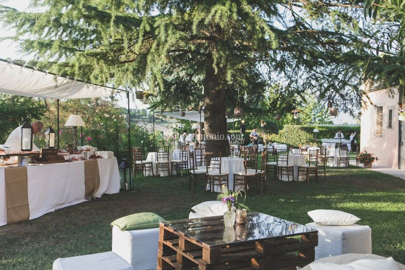 Buffet Country Stile Di Apollinare Catering Foto 12