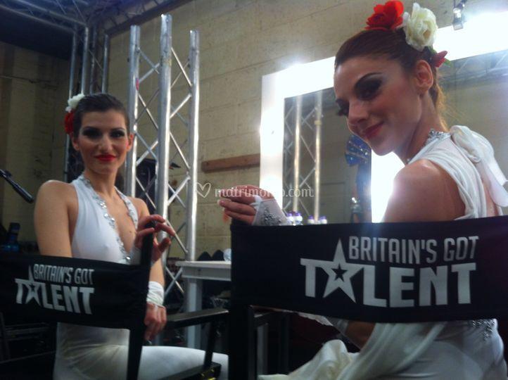 Londra - Britain's Got Talent