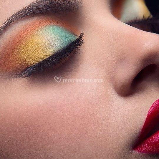 Celeste Make up artist