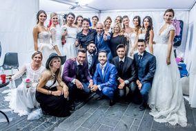 Black & White sposi e cerimonia