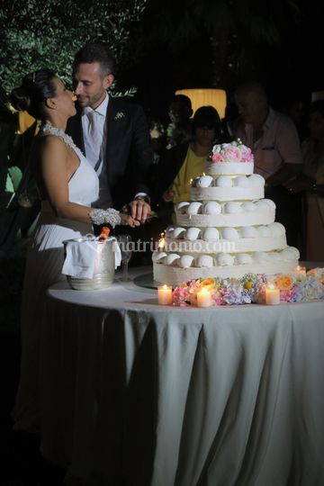Wedding cake delizie