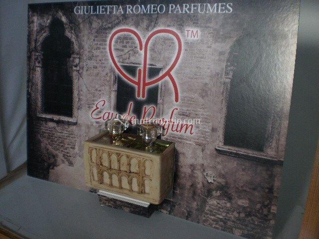 Giulietta romeo parfums for Casa francese di abiti e profumi