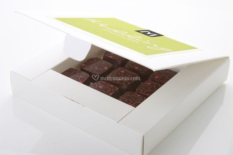 Bomboniera box praline
