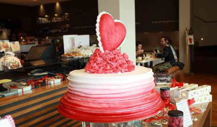 Wedding cake fiori di zucchero