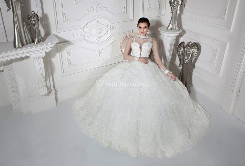c8736214c0b1 La Sposa di Elvira Abito da Sposa