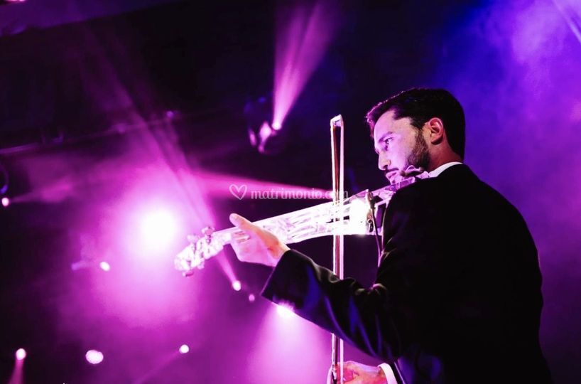 Led Violin - Monte-Carlo