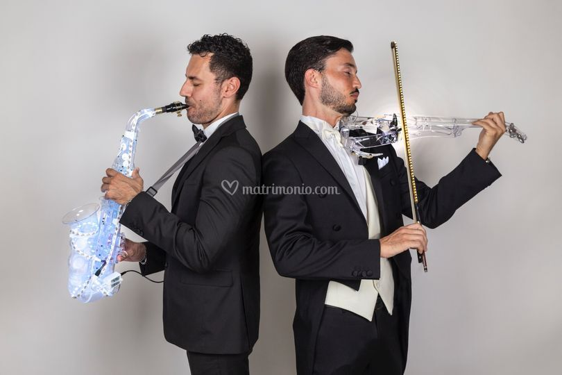 Led Sax'n'Violin