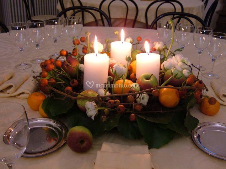 Ranuncoli mandarini baccherosa