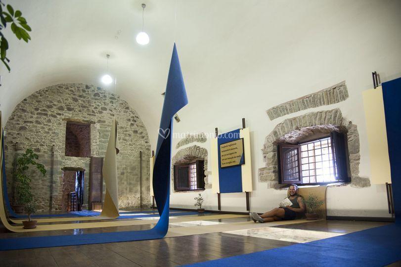 Ex scuderie, Mostre temporanee