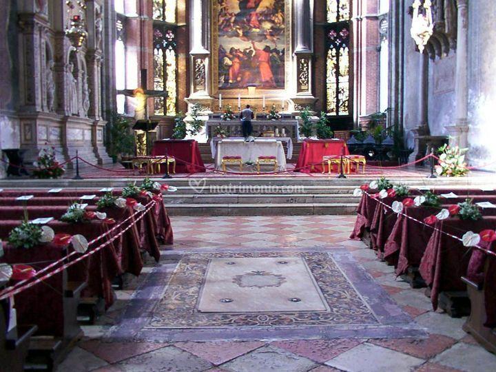 Basilica Frari Venezia