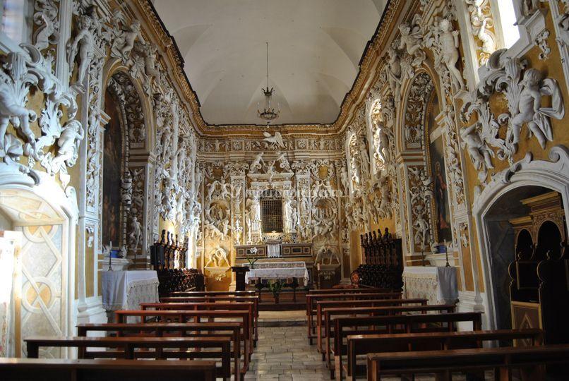 La cappella di Sant'Anna
