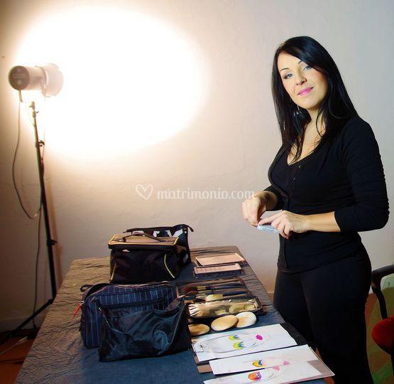 Daniela Spano Makeup Artist