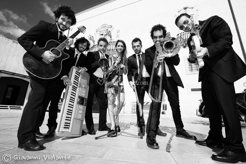 Pepper Band di Nicola Vurchio