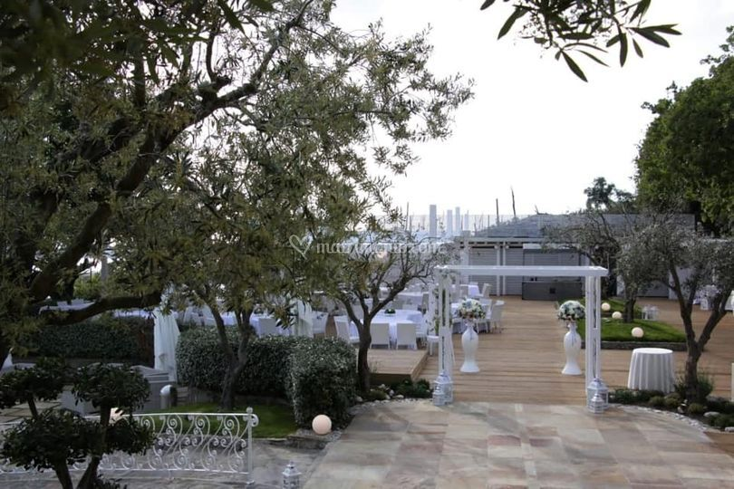 Villa Gitana giardino