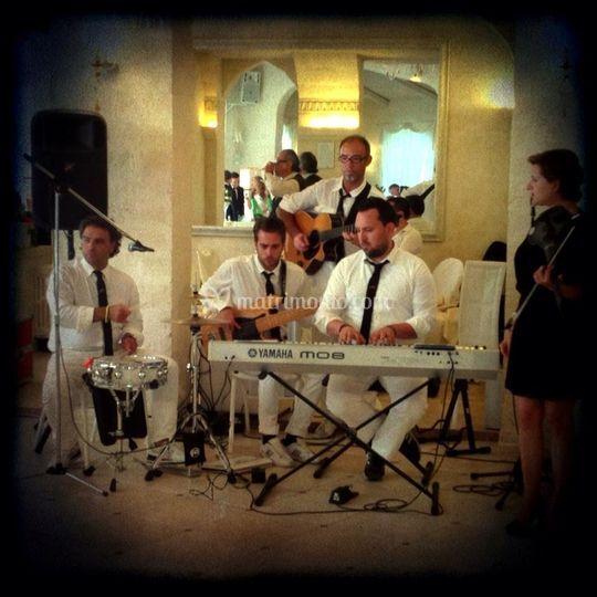 Pepper Band Swing