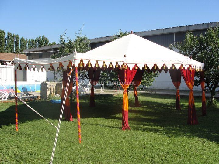 Tenda indiana