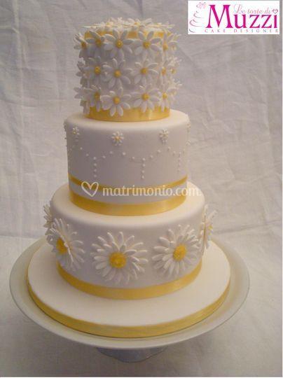 Wedding cake - margherite