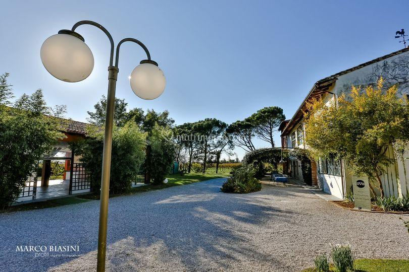 Borgo Villa Braida Piscina
