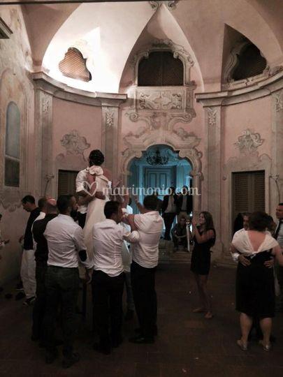 Matrimonio Villa Zaccaria