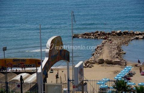 Spiaggia privata