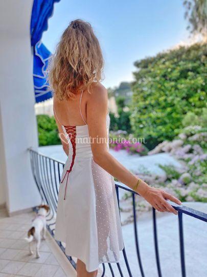 Vestito Capri