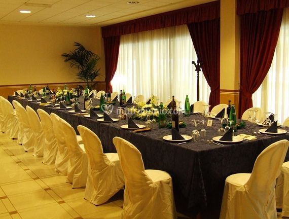 Tavolo per matrimonio