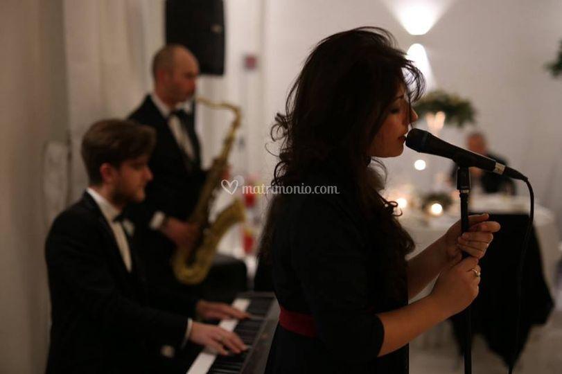 Trio Voce, Sax e Pianoforte