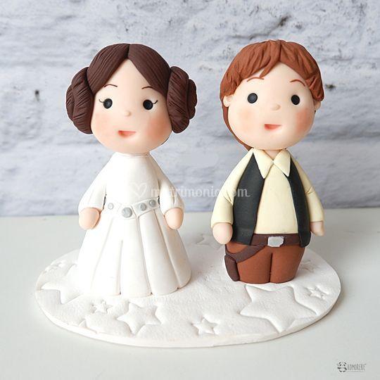 Cake Topper  fandom Star Wars