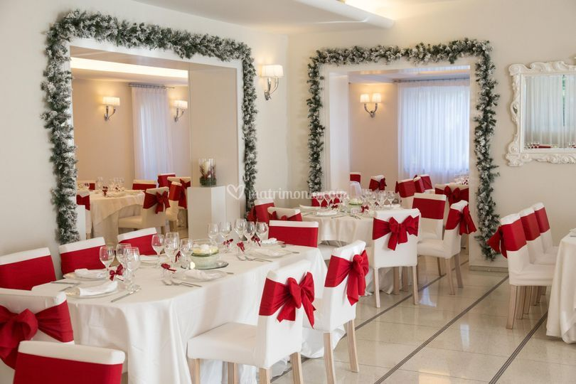 Winter Wedding sala