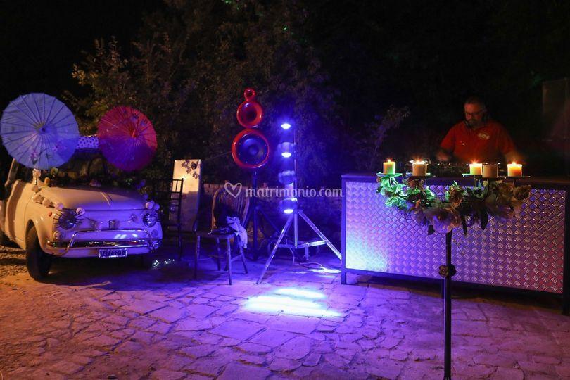 Garden - Campora House
