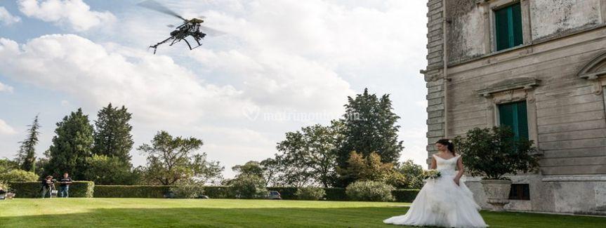 Drone per Matrimoni
