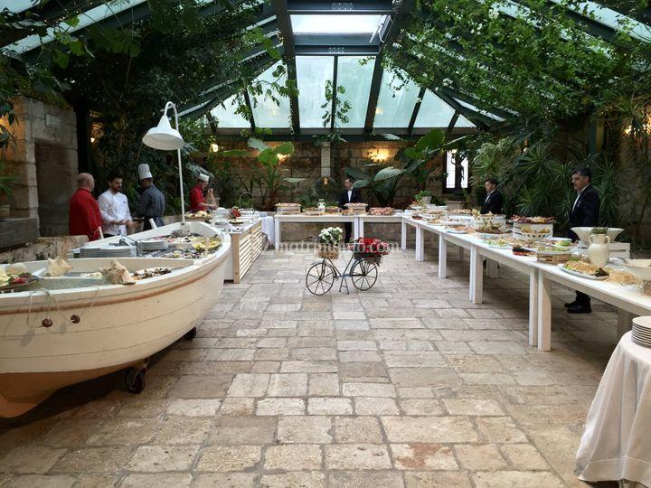 Giardino Interno Buffet