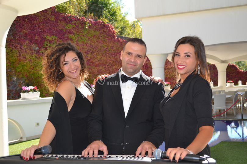 Trio piano e voci