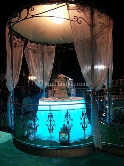 Villa venere piscina tiffany