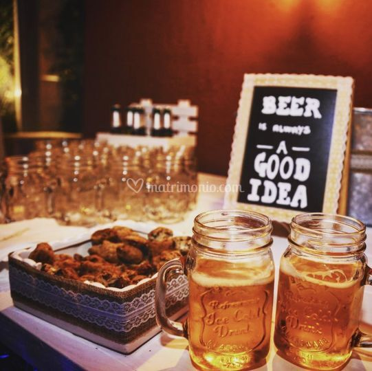 Angolo birra e taralli