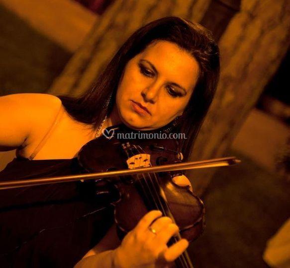 Raffaella, violino